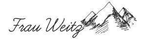 Frau Weitz